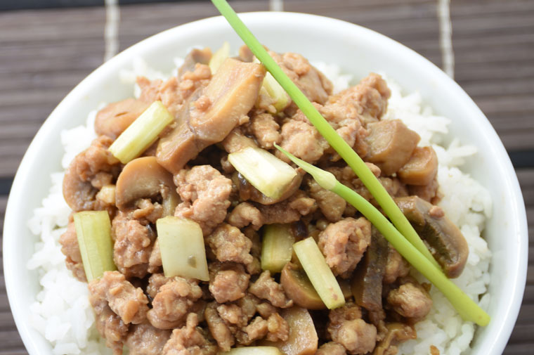 Braised-Minced-pork