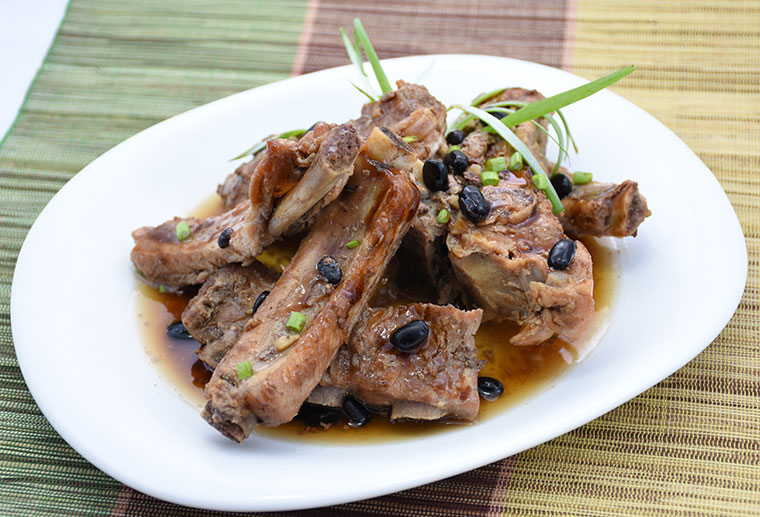 Steamed-Spareribs