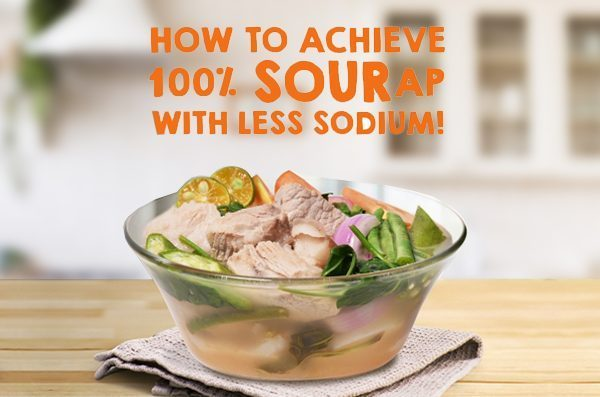 Reduce your Sodium intake with MSG