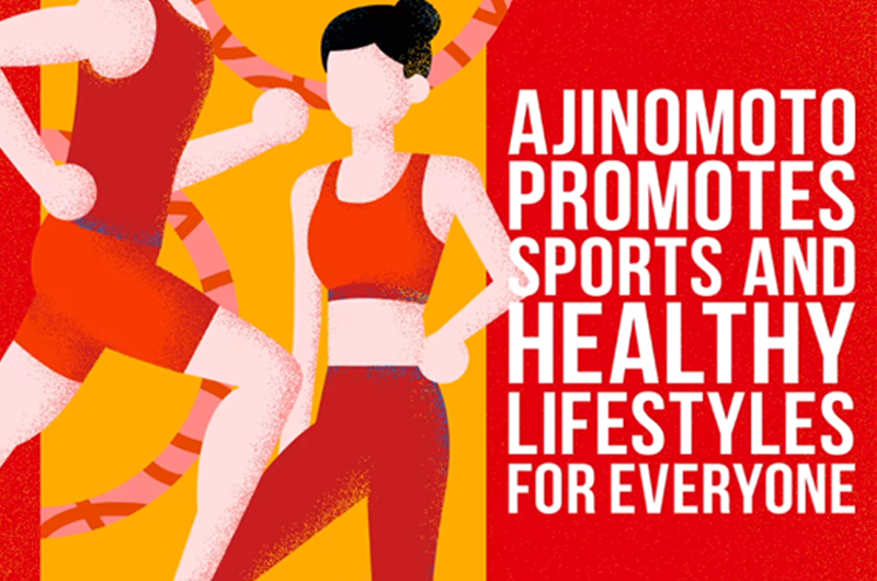AJINOMOTO SEA GAMES PLATINUM SPONSOR