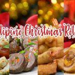 Filipino Christmas Rolls