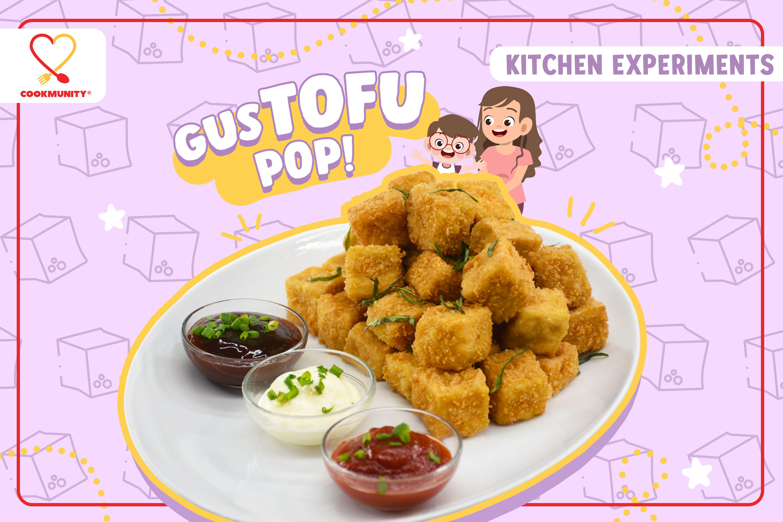 Tofu-Popcorn