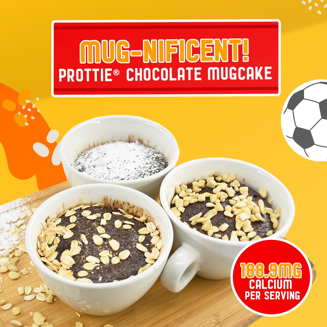 PROTTIE® CHOCOLATE MUGCAKE