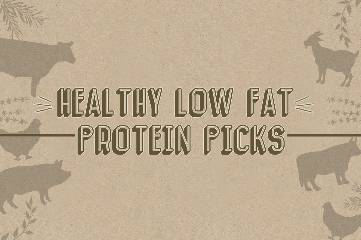 Healthy-Low-Fat-Protein