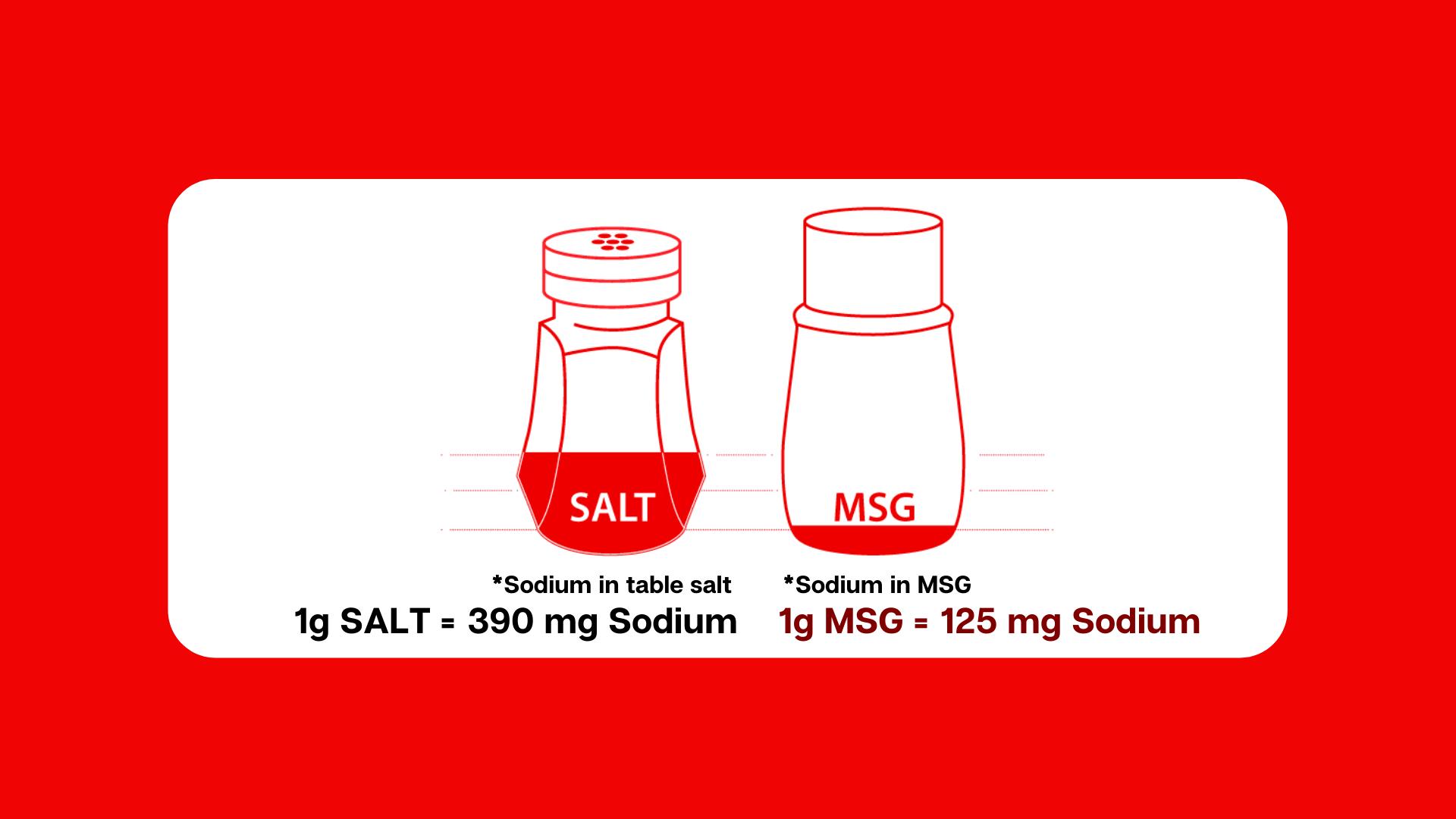 MSG - SALT