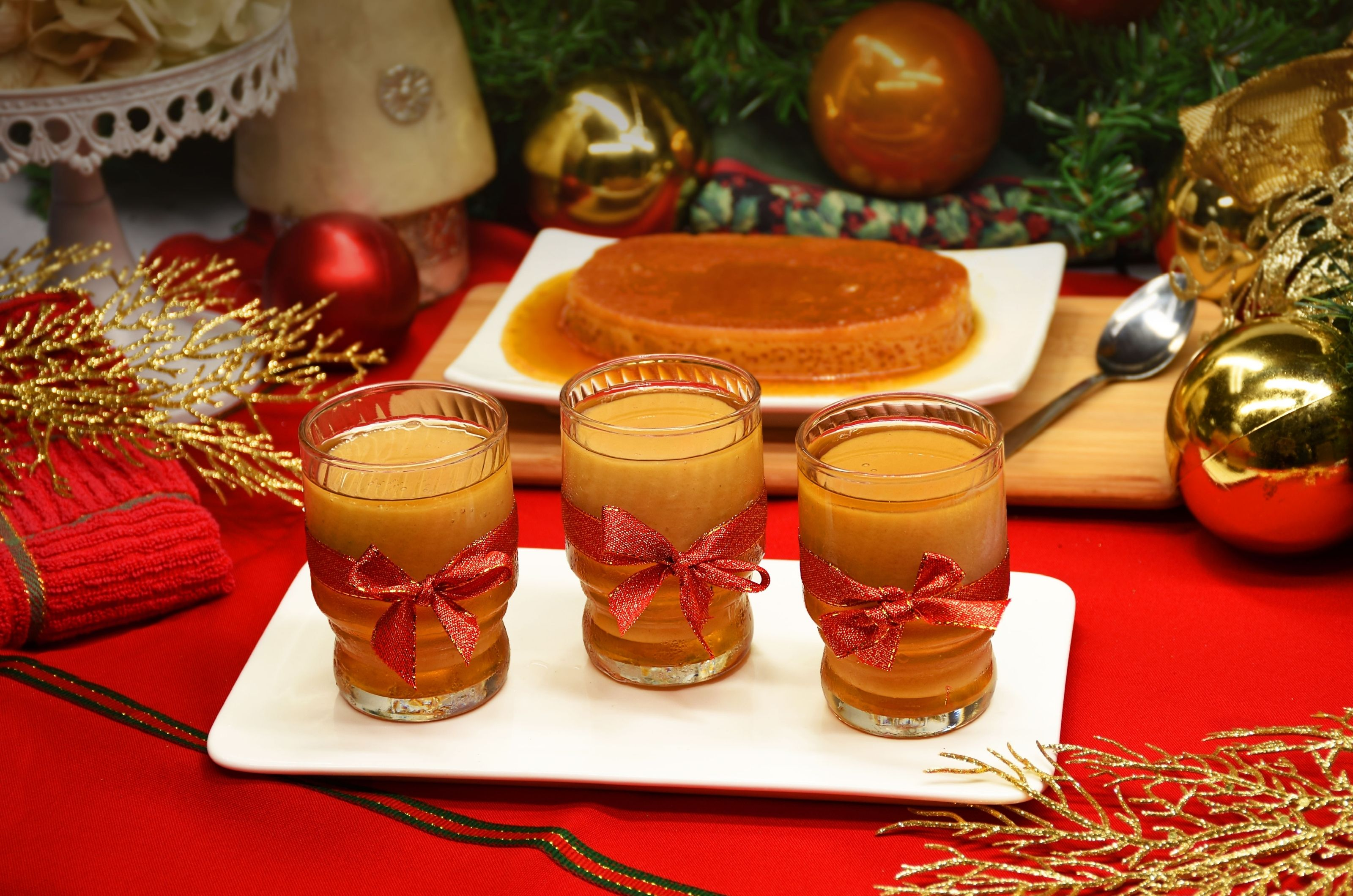 filipino food for special occasions caramel jelly