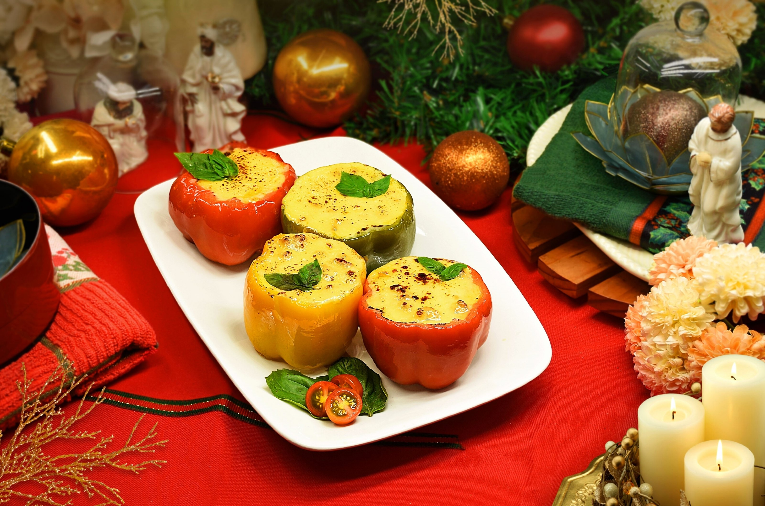 filipino food for special occasions stuffed bell pepper
