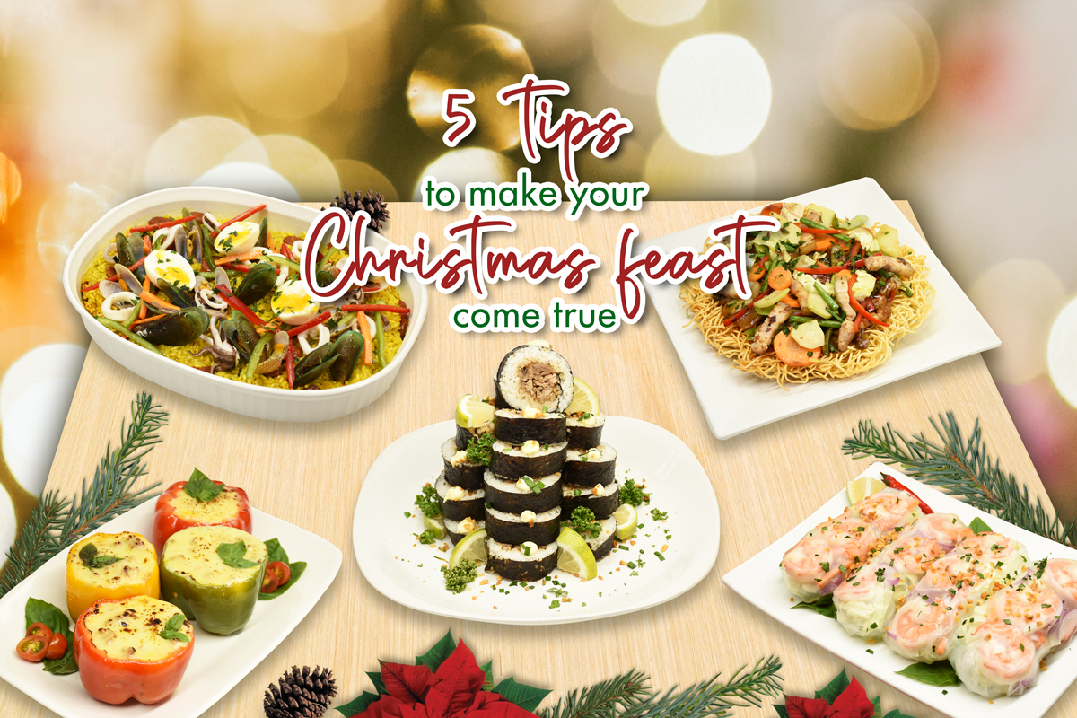 5-Tips-to-make-your-Christmas-Feast-come-true