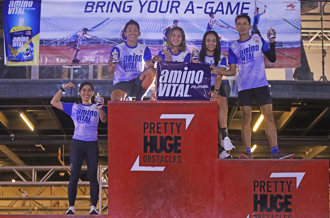aminoVITAL® Philippine OCR National Team