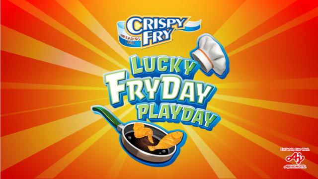 Crispy Fry Lucky Fryday Playday