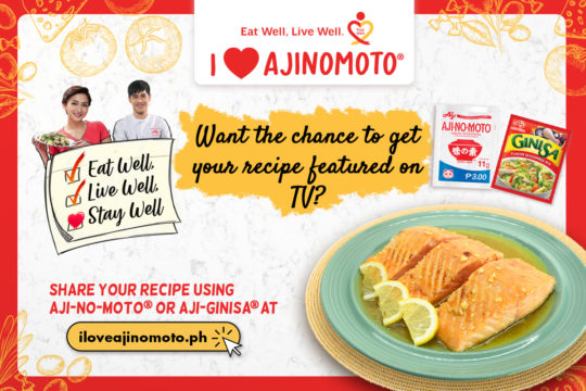I-LoveAjinomoto-Share-Your-Recipe