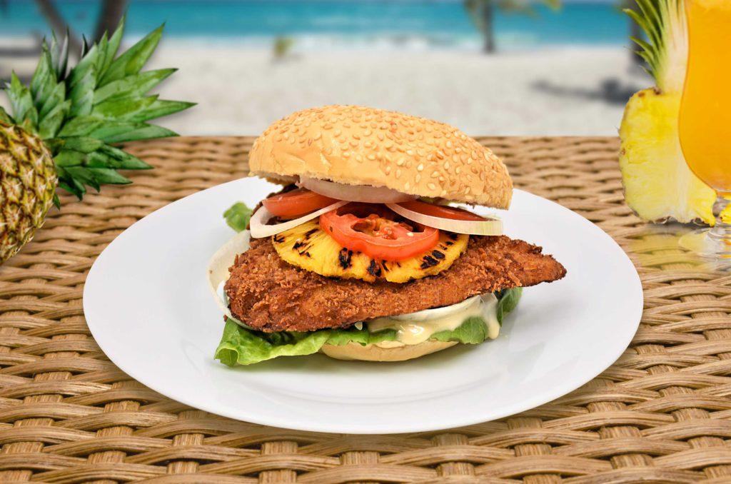 Hawaiian-Fish-Burger
