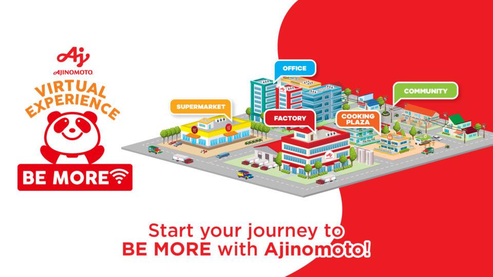 Ajinomoto-Be-More-Virtual-Experience