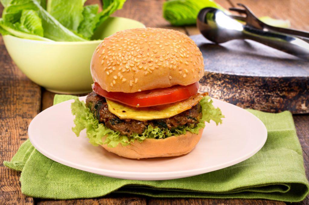 Umami Mommy Burger