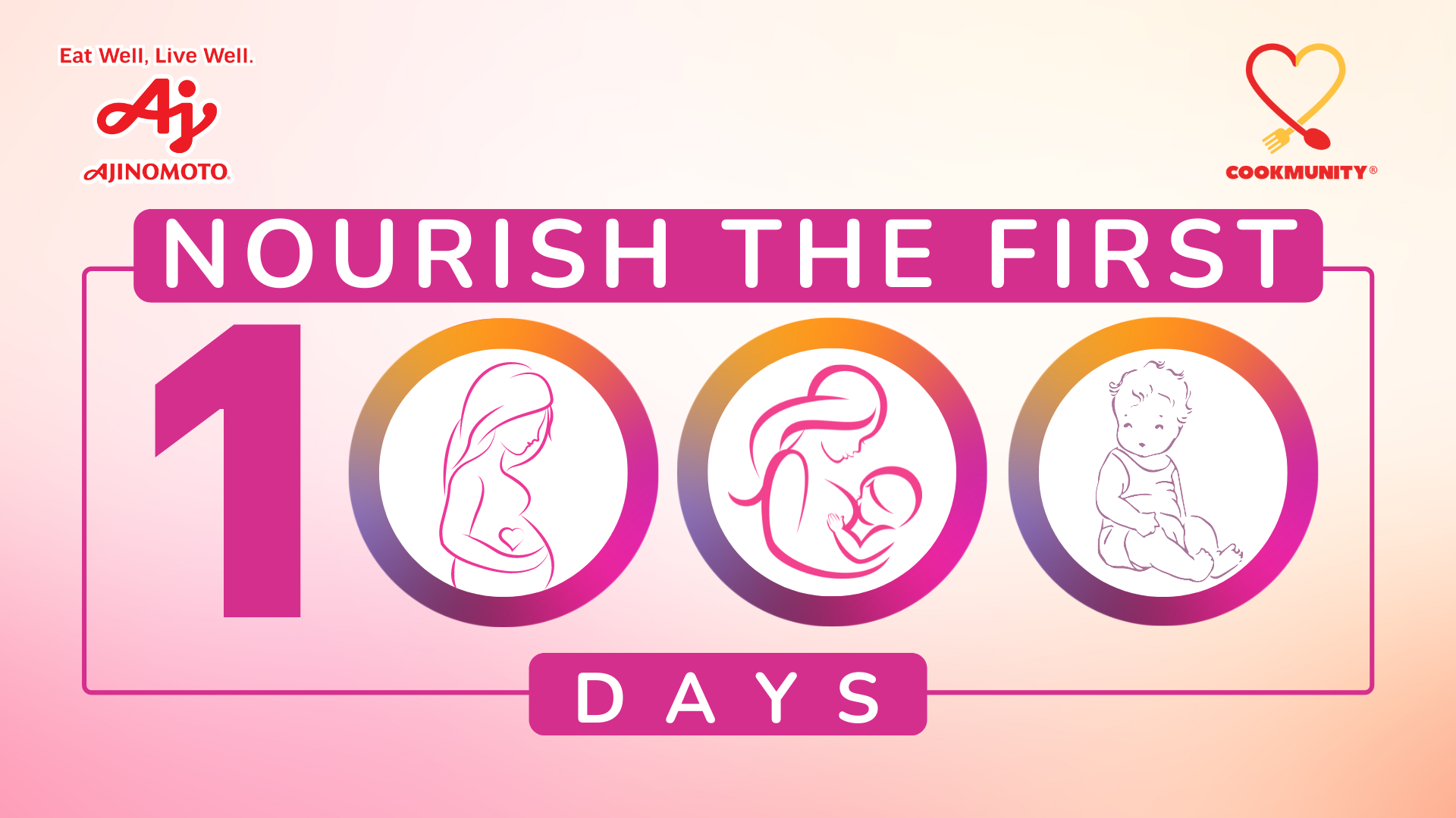 Nourish the First 1000 Days for a Healthy Future